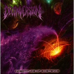 "DECONVERSION - ""Incertitude Of Existence"" MCD"