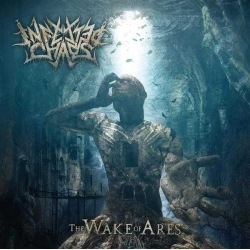 "INFECTED CHAOS - ""The Wake of Ares"" CD"