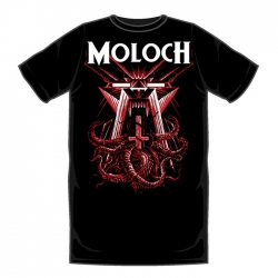 "MOLOCH - ""The Vatican Cellars"" TS + 2CD Bundle"