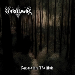 "GYRDLEAH - ""Passage into the Night"" CD"