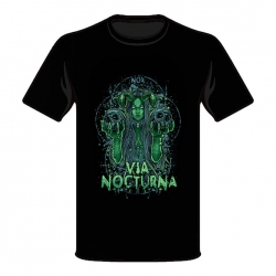 "VIA NOCTURNA - ""Queen of the Night"" T-SHIRT"