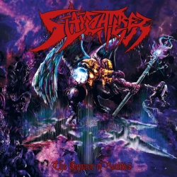 "SLAUGHTERER - ""The Conjuror of Realities"" CD"